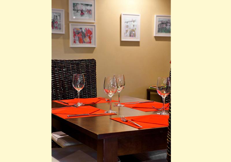 El teu restaurant modern amb menjar tradicional, Ca la Maria, La Llacuna